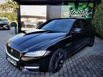 usado Jaguar XF 2.0D R Sport 180cv Nacional black edition full full extras