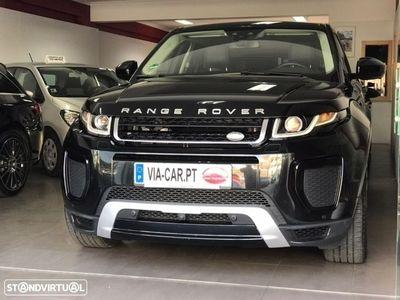 usado Land Rover Range Rover evoque 2.0 SD4 HSE 180 CV Auto