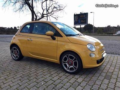 usado Fiat 500 TwinAir 0.9 75000Km