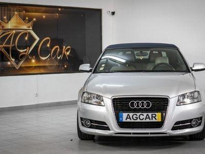 used Audi A3 Cabriolet 1.6 TDi