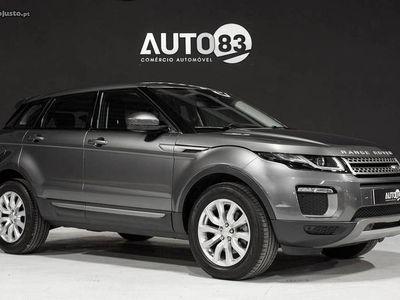 usado Land Rover Range Rover evoque 2.0 TD4 SE NACIONAL