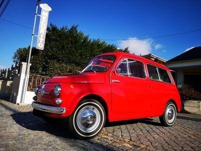 used Fiat 500 GIARDINIERA