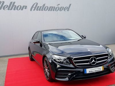 usado Mercedes E220 AMG