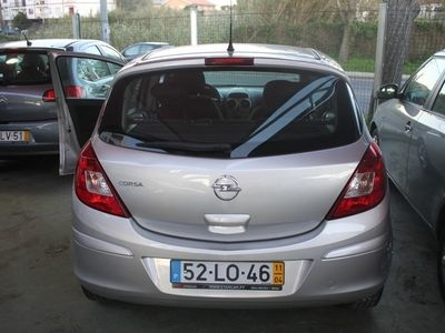 usado Opel Corsa Enjoy