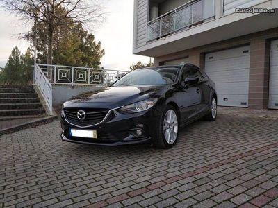 usado Mazda 6 Excelllence Navi 2.2 150cv
