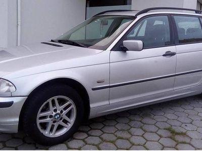 usado BMW 320 Touring Nacional -
