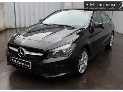 used Mercedes CLA200 Shooting Brake d |