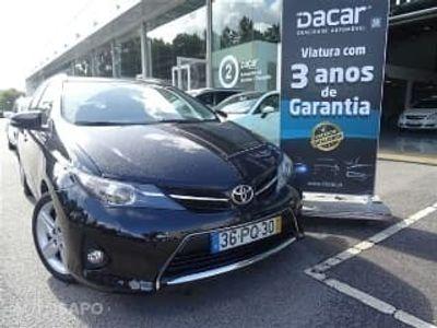 usado Toyota Auris Touring Sports 1.4D-4D CONFORT+PACK S