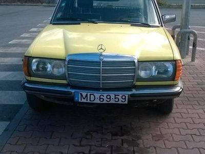 usado Mercedes 240 limusine