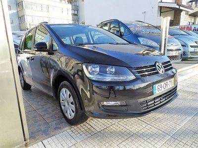 usado VW Sharan 2.0 TDI CONFORTLINE BLUEMOTION NACIONAL 7L 90000 KMS