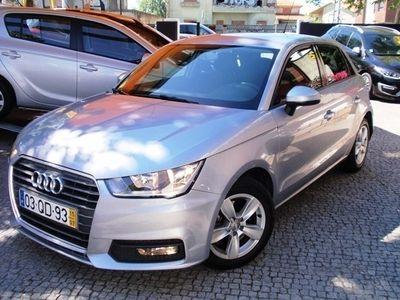 usado Audi A1 Sportback 1.6 TDI s/tronic 116cv