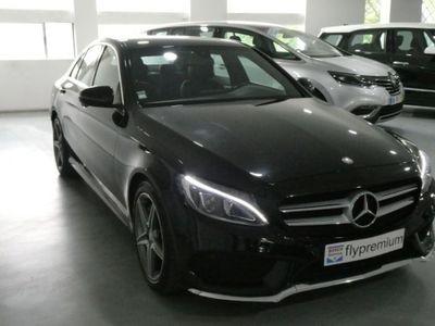 usado Mercedes C300 BueTec Hybrid AMG Nacional
