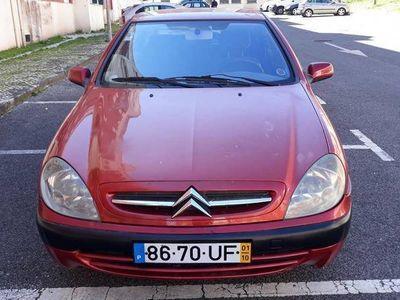 begagnad Citroën Xsara 1.6 2001