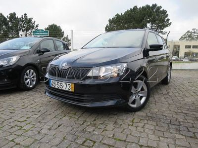 usado Skoda Fabia Break 1.0 Active Plus