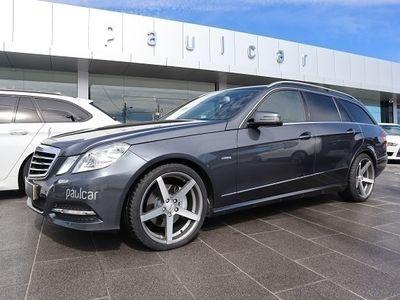 usado Mercedes E250 250 CDI BLUE AVANTGARDE