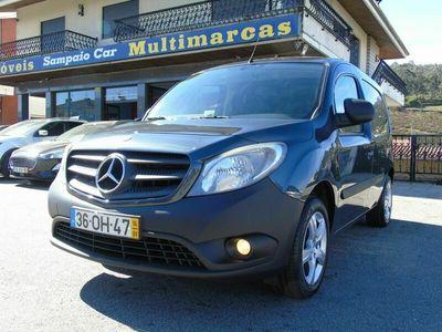 usado Mercedes Citan 109 CDI 3L IVA DEDUTIVEL