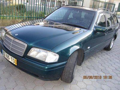 usado Mercedes C220 Diesel- Bom Estado - 96
