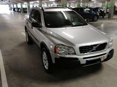 usado Volvo XC90 2.4 D5 AWD