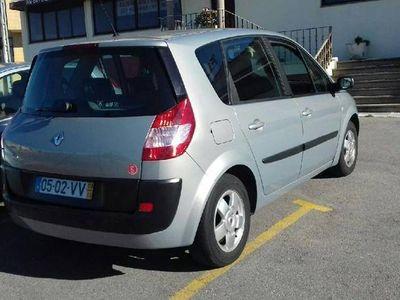 usado Renault Scénic 1.5dci -