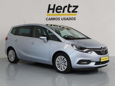 usado Opel Zafira Innovation 1.6 CDTI 134cv