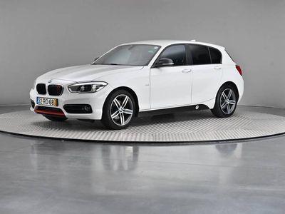 usado BMW 120 1 Serie d Line Sport