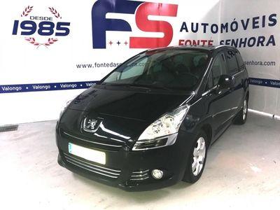 usado Peugeot 5008 1.6 e-HDi 5L Allure 2-Tronic