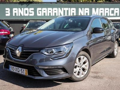 usado Renault Mégane Break 1.3 Tce Limition GPS