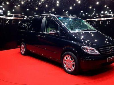 usado Mercedes Viano 3.0 V6 Automatica