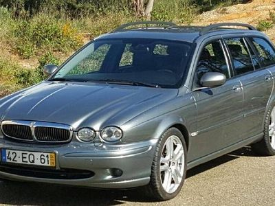 used Jaguar X-type 2.0. executive
