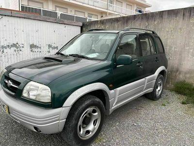 usado Suzuki Grand Vitara 2.0 D