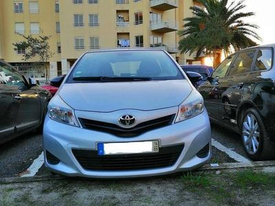 brugt Toyota Yaris 1.0 VVT-I Active