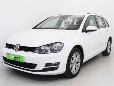usado VW Golf Variant 1.6 TDi GPS Edition 110CV