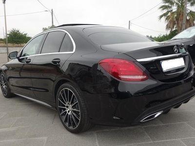usado Mercedes C220 220 BLUETEC AMG