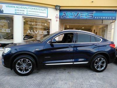 brugt BMW X4 X DRIVE 20d 2.0 190cv