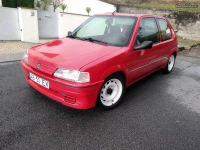 usado Peugeot 106 Rallye