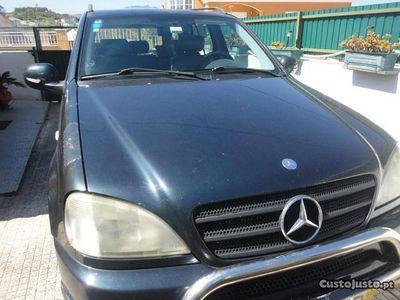 usado Mercedes ML230 gpl