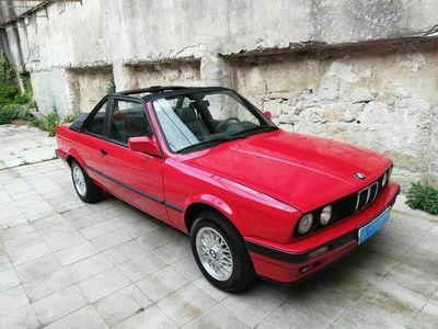 usado BMW 316 E30 TC Baur