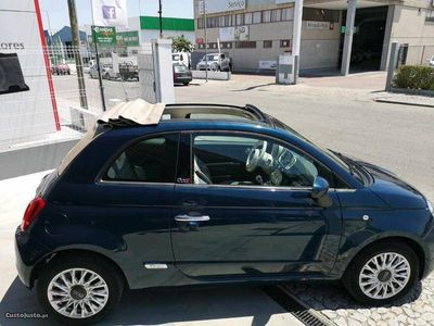 usado Fiat 500C 1.2i Lounge '' 16