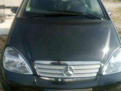 gebraucht Mercedes A170 A 170 ClasseCDI