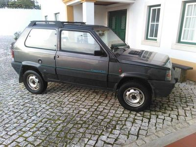 gebraucht Fiat Panda 4x4 Country Club