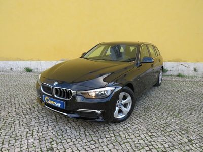 usado BMW 320 d EfficientDynamics Line Luxury