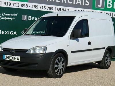 usado Opel Combo C Van 1.7 Di