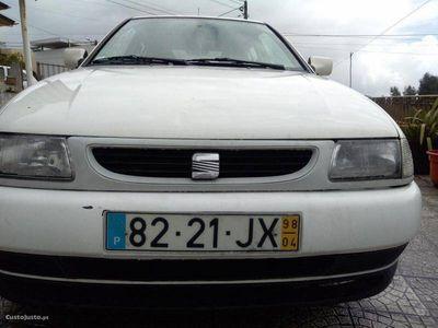 used Seat Ibiza 1.9 van