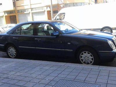 usado Mercedes E290 w210