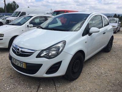 używany Opel Corsa D VAN 1.3