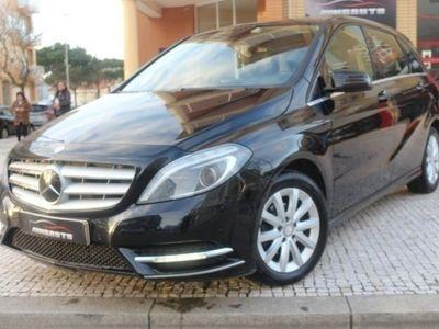 usado Mercedes B180 Avantgarde