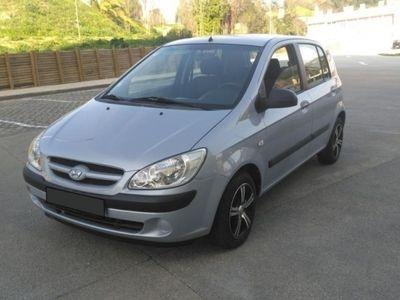 brugt Hyundai Getz 1.1 First (66cv) (5p)