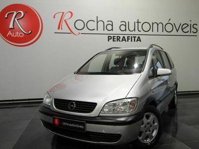 usado Opel Zafira 2.0 Dti 101cv