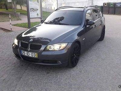 usado BMW 320 D retoma