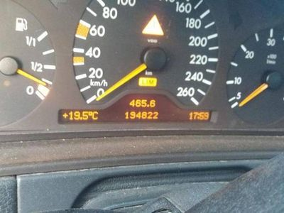 usado Mercedes E300 Turbodiesel -